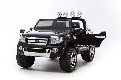 Licensed Ford Ranger 12v70w Kids Electric Ride On Car With Remote Control