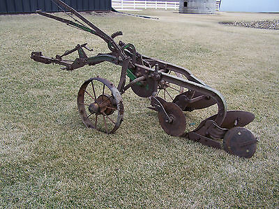 John Deere Plow Model No. 44 Two Bottom