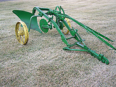 John Deere Model 51 One Bottom Plow