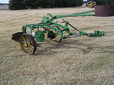 John Deere Model No. 44 Two Bottom Plow