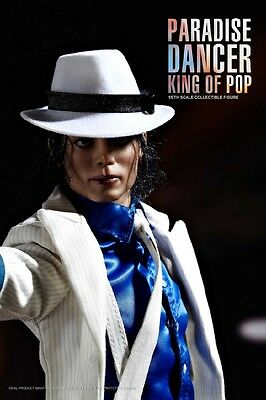 1/6 scale MICHAEL JACKSON DANGEROUS WORLD TOUR doll action figure KING OF POP