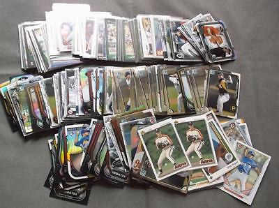Huge Lot Baseball Cards Rookie RC Minor League 250 Cards