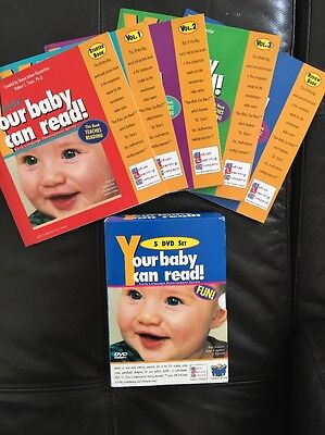 Your Baby Can Read DVD & Book Set