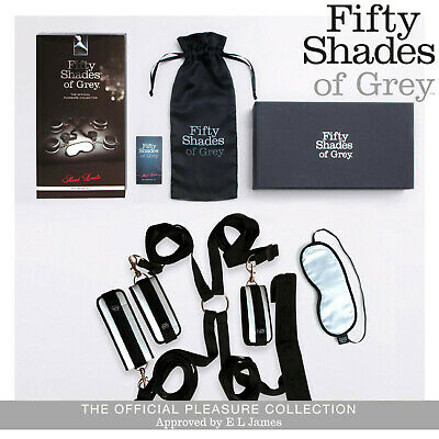 Kit di Soft Bondage Hard Limits by Fifty Shades of Grey full body restraint set