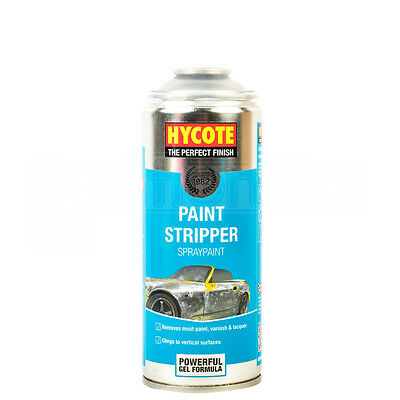Hycote Paint Stripper Spraypaint Aerosol Paint Varnish Laquer Remover 400ml