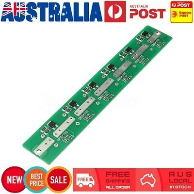AU 6 String 2.7V 100F - 500F Super Capacitor Balancing Balance Protection Board