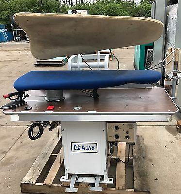 UsedAjax-American Dry-Cleaning Press. Low-Hours, Very Good operating condition