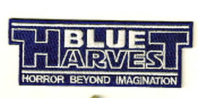 """Star Wars Blue Harvest Logo 4.5"""" Wide Patch-USA Mailed (SWPA-C-608)"""