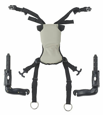 Trekker Gait Trainer Hip Positioner and Pad, Small