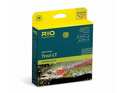 Rio NEW Trout LT Floating Fly Fishing Line