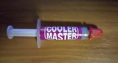 Coolermaster Thermal Compound / Paste Tube OEM pack 3-4 times usage Original