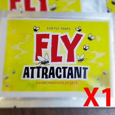 Fly trap attractant best fly catcher 3X BETTER Than Others, Environmentally Safe