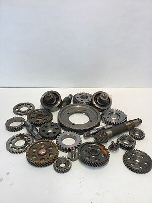 Industrial Machine Age Steel Lot 22 Gears/Cogs Steampunk Art
