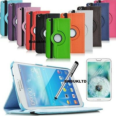 360 ° Rotating Case For Various Samsung Galaxy Tablet PU Leather Stand Cover