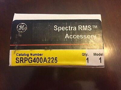 Ge Spectra Rms Rating Plug - Srpg400A225 - New In Box