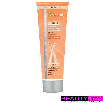 BIELENDA Paraffin Treatment Hand And Feet Mask NIGHT 75ml BN058