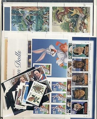 U.S. DISCOUNT POSTAGE 1997 YEARSET, complete in package - all 32¢  Face $33.33