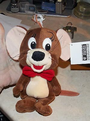 Warner Brothers Studio  Jerry Mouse Tom & Jerry Bean Bag Plush