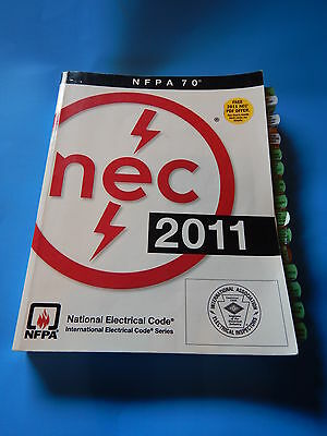 NEC 2011 Book with Tabs