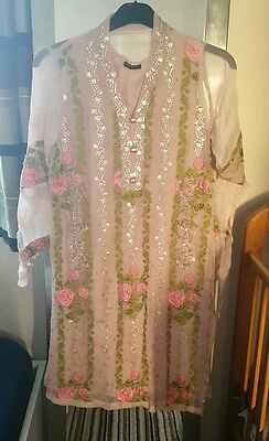 Agha noor kurta new with tags size small