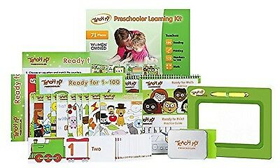 Teach My Preschooler Learning Kit Educational Reading Writing  FREE SHIPPING!!