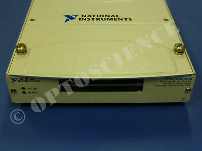 National Instruments DAQPad-6016 USB Data Acquisition Module, Multifunction DAQ