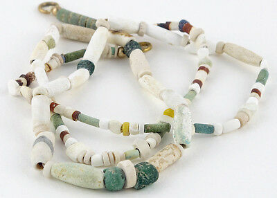 Ancient Faience Beads #1