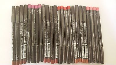 bulk makeup 5x mixed coloured lip liners