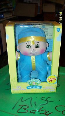 Cabbage Patch Kid Doll Jac Pacific   Babies  Boy