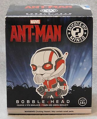 Marvel Ant-Man Mystery Minis Bobblehead - Collector Corps Exclusive - FUNKO POP!