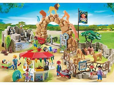 Playmobil City Life 6634  Mein großer Zoo