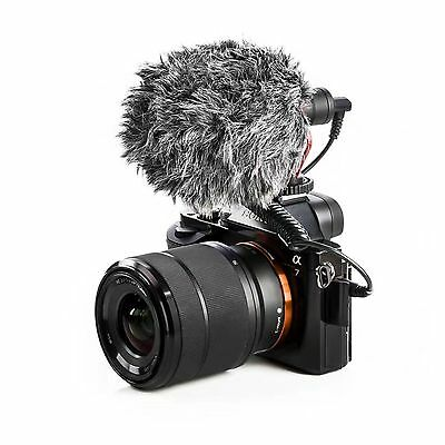 BOYA BY-MM1 Cardioid Condenser Microphone For Phone Camera Camcorder Recorder