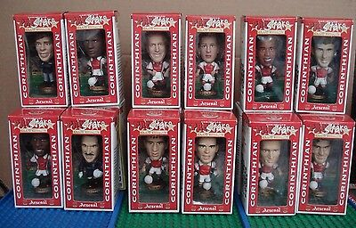 CORINTHIAN Prostars figurines CLUB EDITION - ARSENAL - Joblot - New and sealed