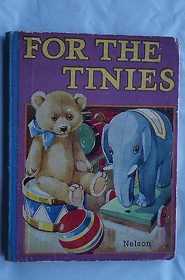 Vintage Book 'For The Tinies' - Lesley Kennedy - Very Good Condition - c1940's