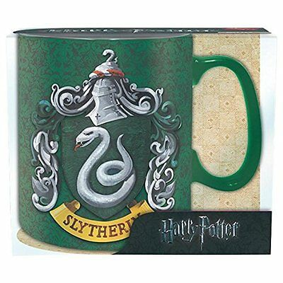 Taza Gigante Slytherin Harry Potter - Slytherin Mug - Producto Oficial