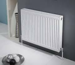 Central Heating Radiator (Double Panel Single Convector)  400 High X 600 Wide