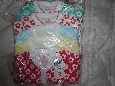 Next girls 5 pack sleepsuits 3-6 months NEW