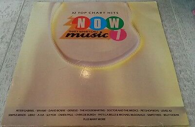 Now Music Volume 7.Vinyl compilation LP.1986