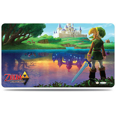 ULTRA PRO The Legend of Zelda A Link Between Worlds Play Mat with Play Mat Tube