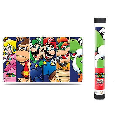 ULTRA PRO - Super Mario: Mario & Friends Play Mat NEW * Gaming Accessories