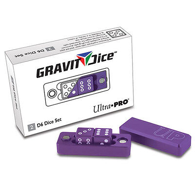 ULTRA PRO Gravity Dice - D6 - Royal NEW * Gaming Accessories
