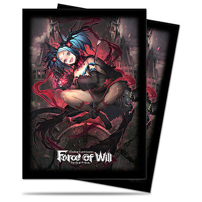 ULTRA PRO - Force of Will: A4, Valentina Deck Protector Sleeves 65ct pack NEW