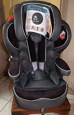 RENOLUX Toddler/Child Car Seat Group 1/2/3 Age 12 mths to 12 Years 9-36kg