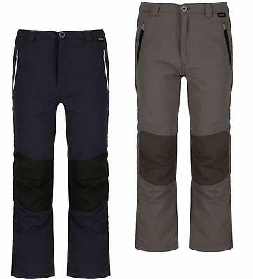 Regatta Sorcer Mountain II  KidsTrousers Girls Boys Walking Hiking Pants