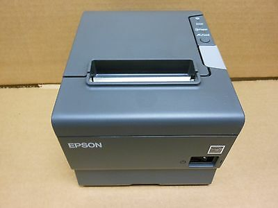 Epson TM-T88V M244A Thermal Printer SERIAL AND USB INTERFACE Power supply #1