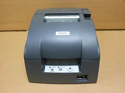 "Epson Tm-U220D M188D Printer ""rs232 Serial"" Interface"" With Power Supply"