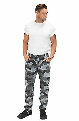 Le Chef Prep Camo Print Trousers - Contemporary Design - Sizes XXS-2XL