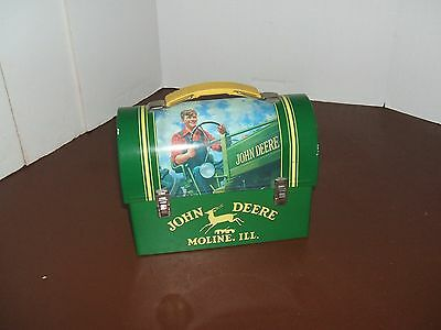 John Deere Moline, Illinois  Lunch Box