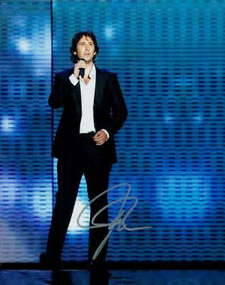 Josh Groban SIGNED photo - American singer-songwriter & actor - GM116