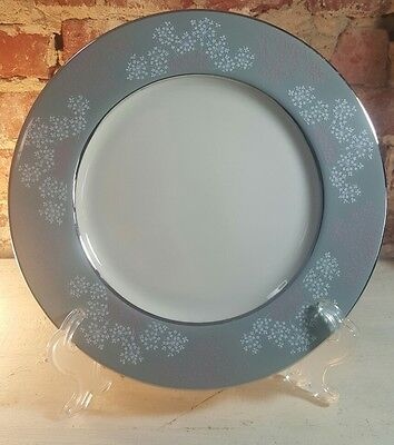 Castleton Lace Modern Contemporary Style China Dinner Plate 10 3/4""